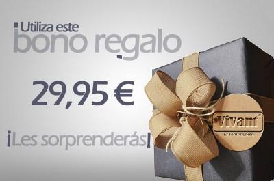 Bono Regalo 29,95€
