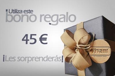 Bono Regalo 45€